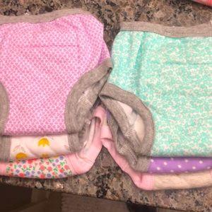 6 pair Big elephant padded training panties